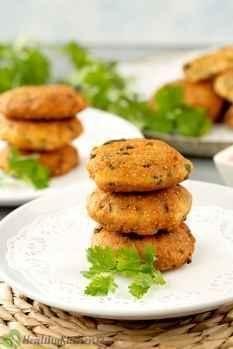 Homemade Salmon Patties With Cornmeal Recipe