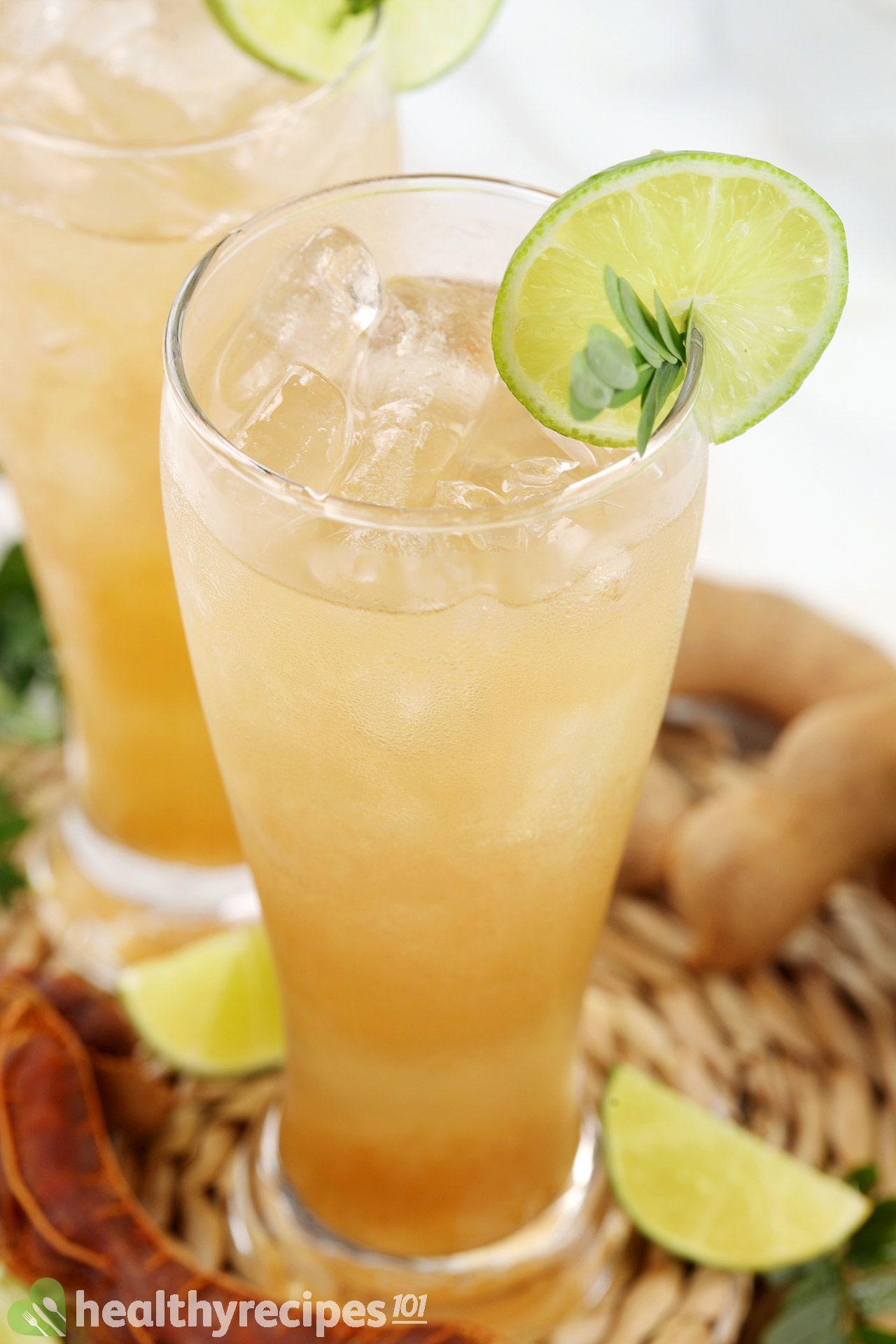 homemade tamarind juice recipe