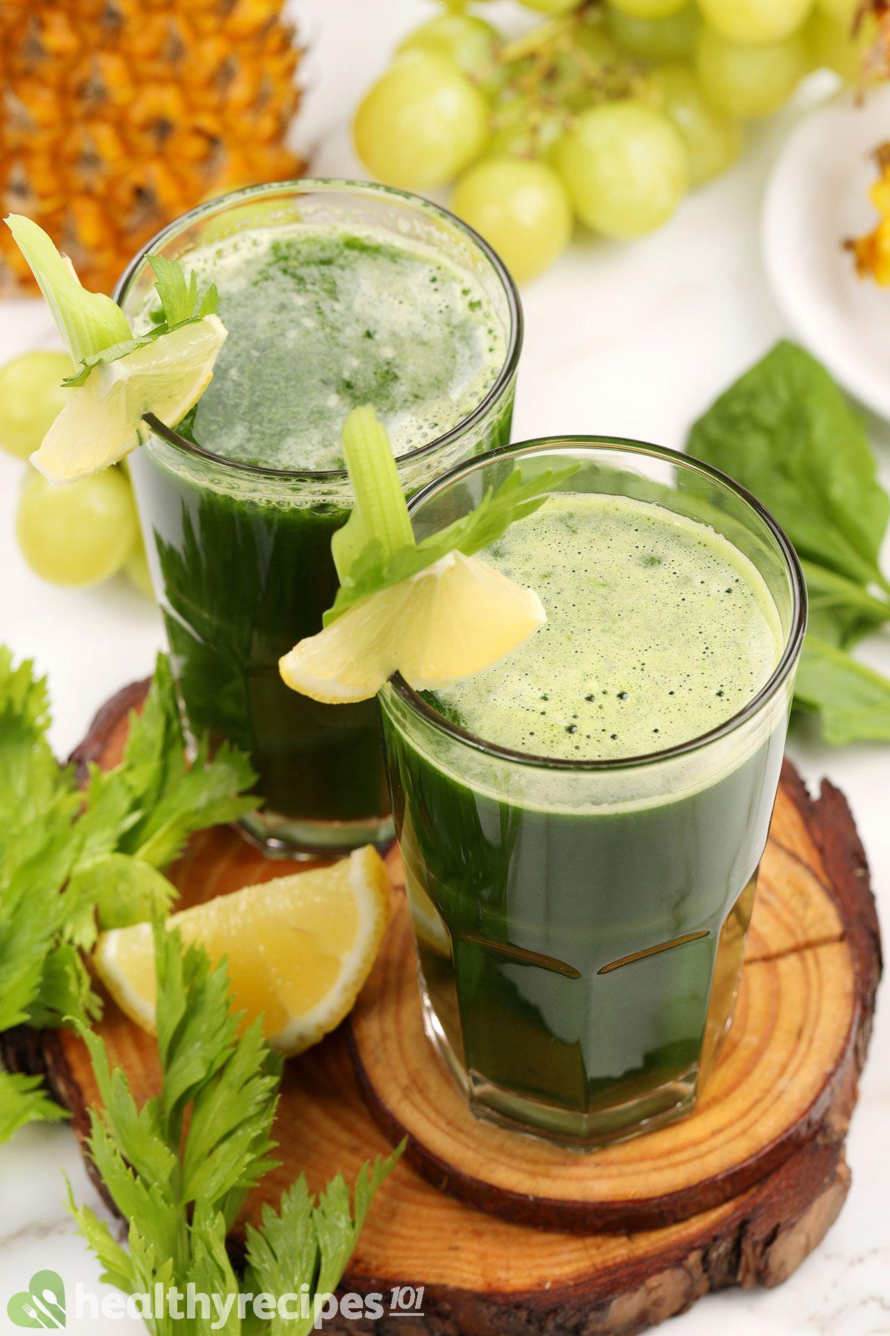 health benefits of this juice
