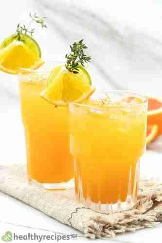 Homemade Gin and Grapefruit Juice Recipe