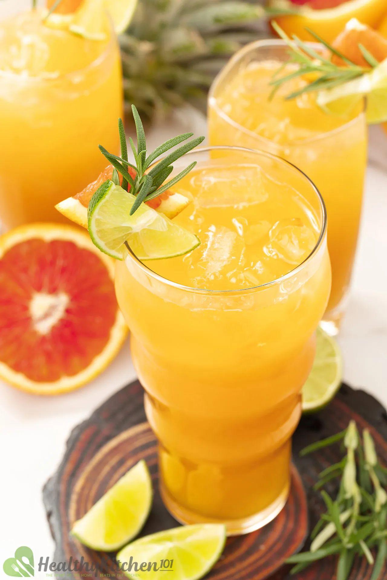 Homemade Tequila and Grapefruit Juice Recipe