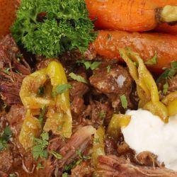Instant Pot Mississippi Pot Roast Recipe