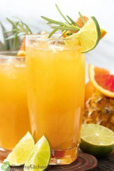 Tequila and Grapefruit Juice Recipe