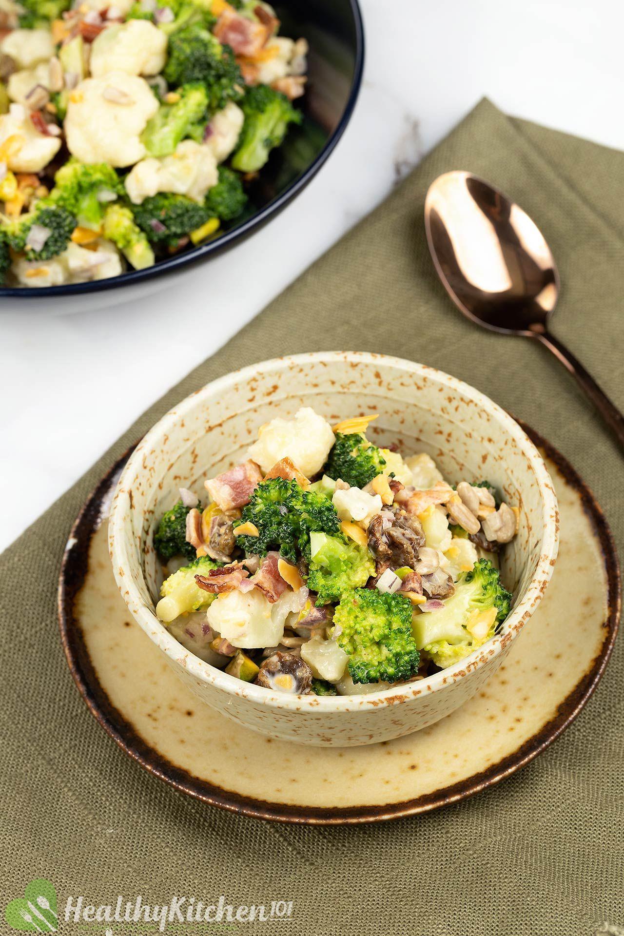 homemade broccoli cauliflower recipe