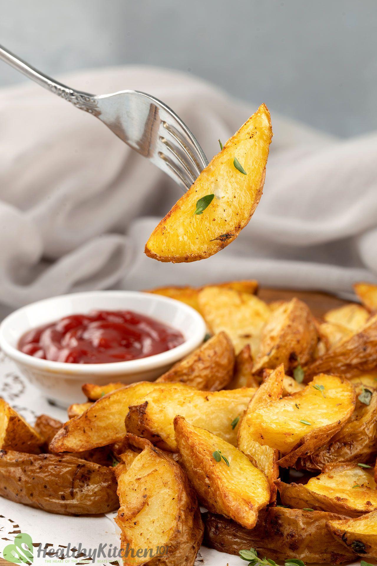 how to season potato