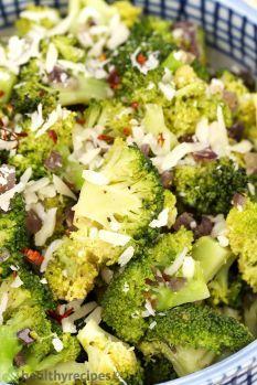 instant pot broccoli recipe