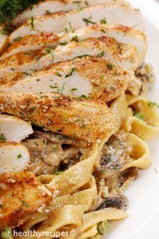 instant pot chicken alfredo recipe