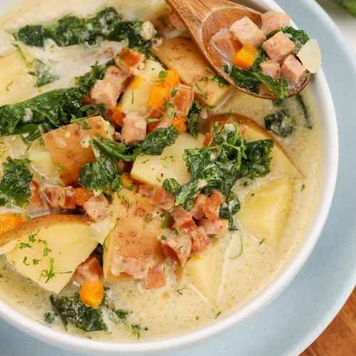 instant pot zuppa toscana recipe