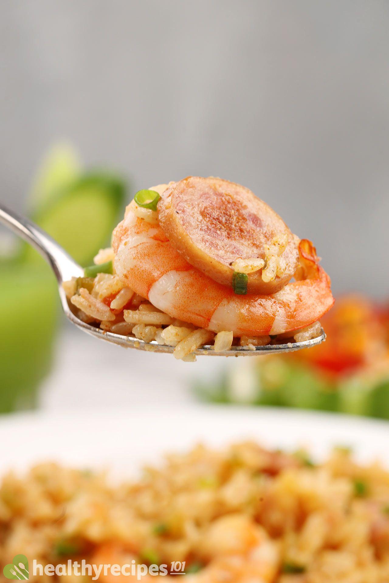 is instant pot jambalaya healthy