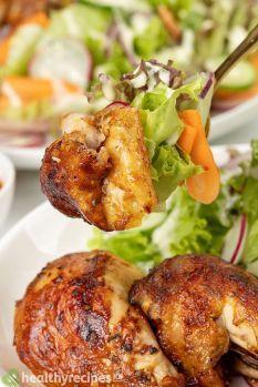 Instant Pot Chicken Legs Recipe