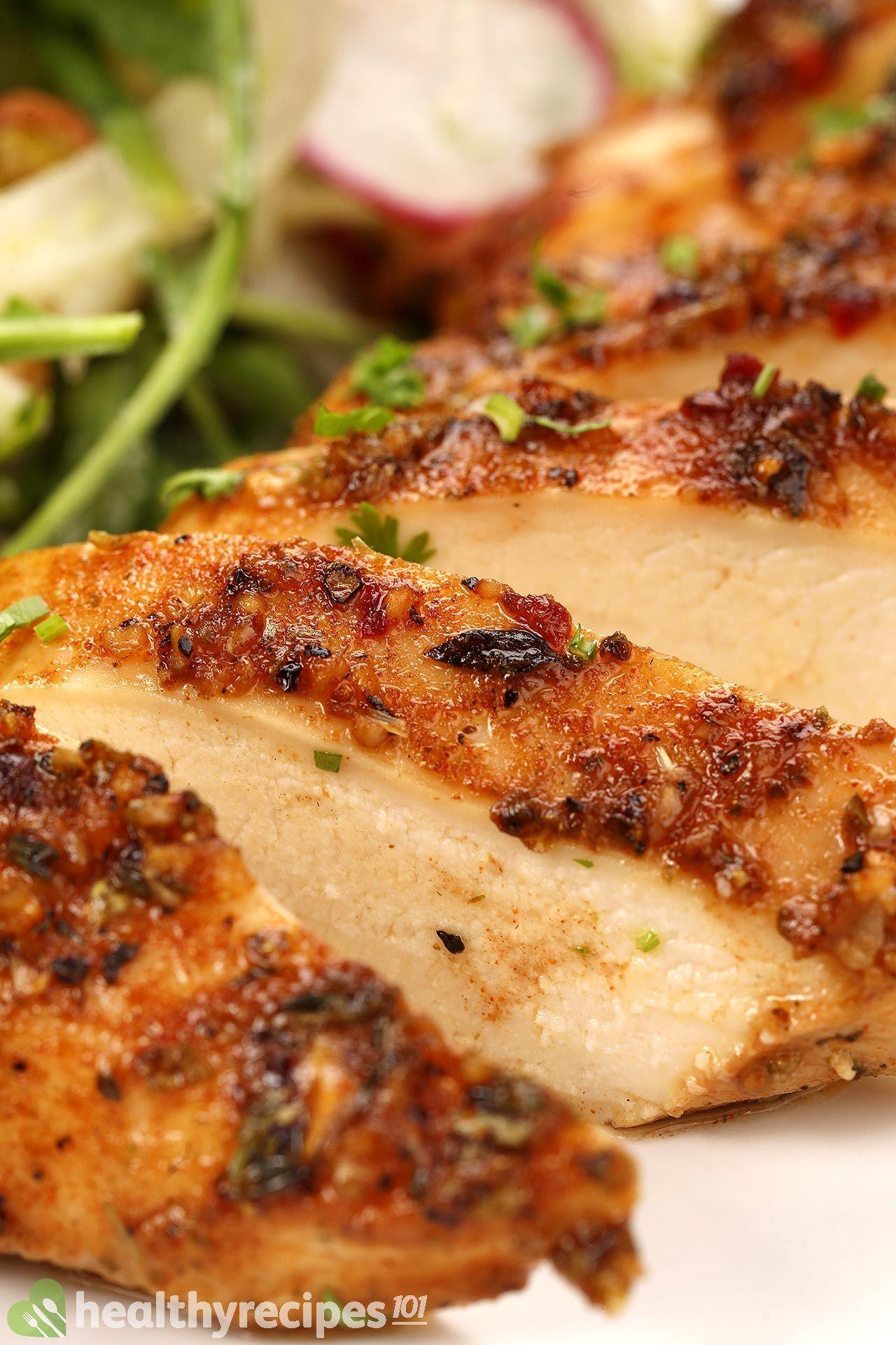 Is Marinated Chicken In Air Fryer recipe healthy