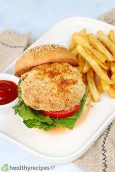 Air Fryer Chicken Patties Recipe