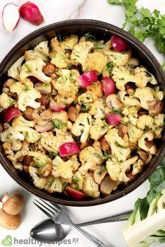 sauteed cauliflower recipe
