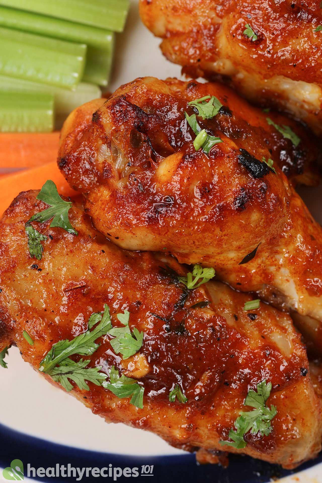 Homemade Instant Pot Chicken Wings Recipe