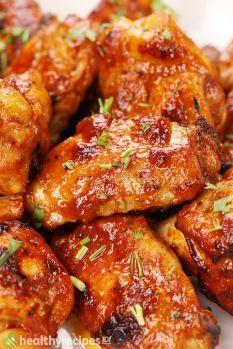 Instant Pot Chicken Wings Recipe