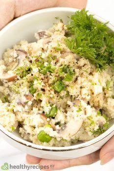 Cauliflower Risotto Recipe