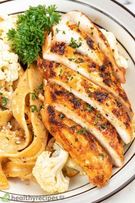 Chicken And Cauliflower Recipe