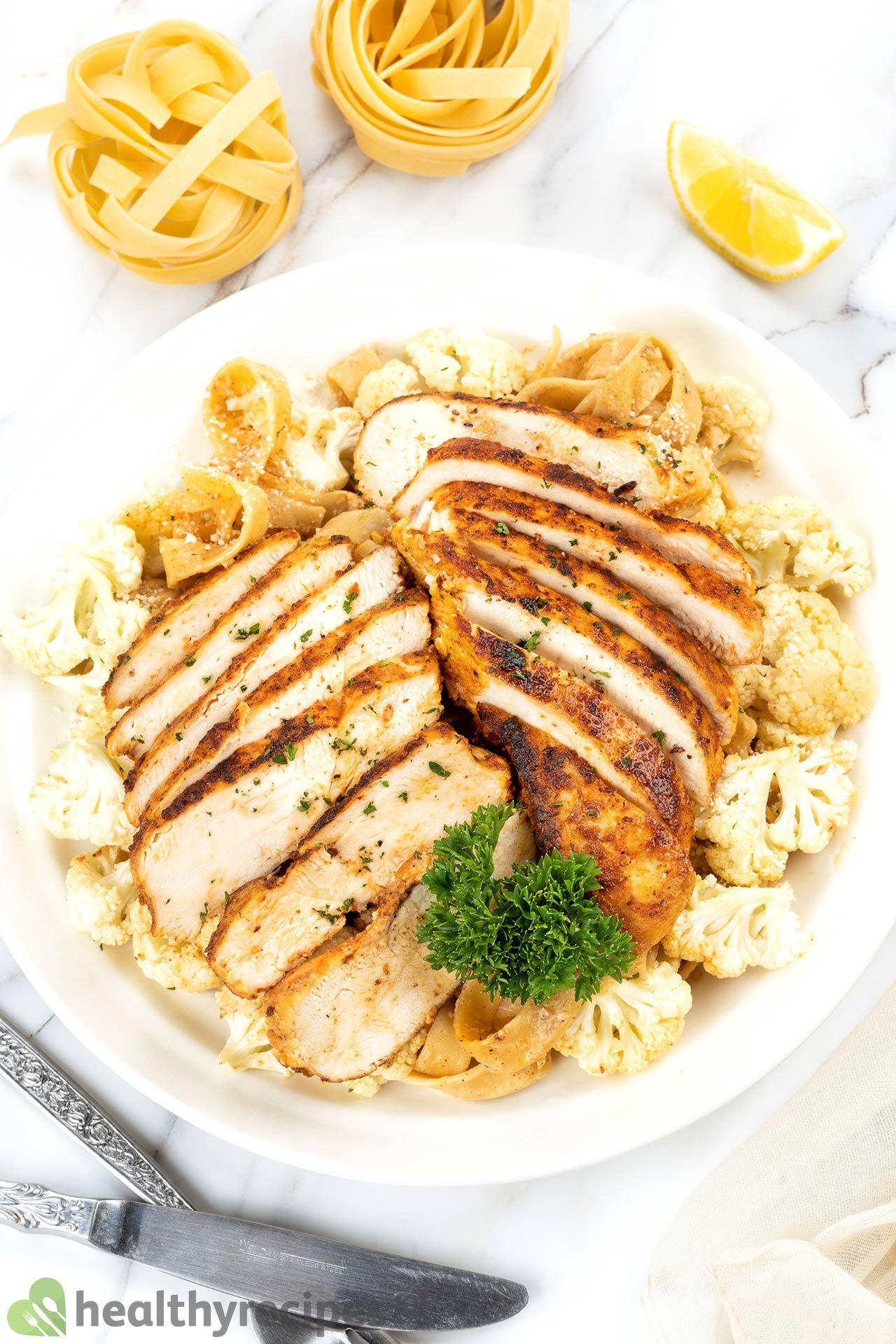 Homemade Chicken And Cauliflower Recipe