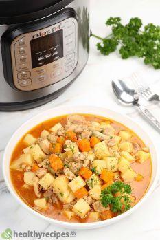 Instant Pot Chicken Stew Recipe