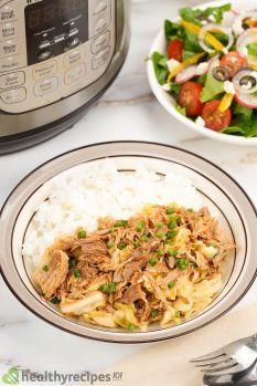 Instant Pot Kalua Pork Recipe