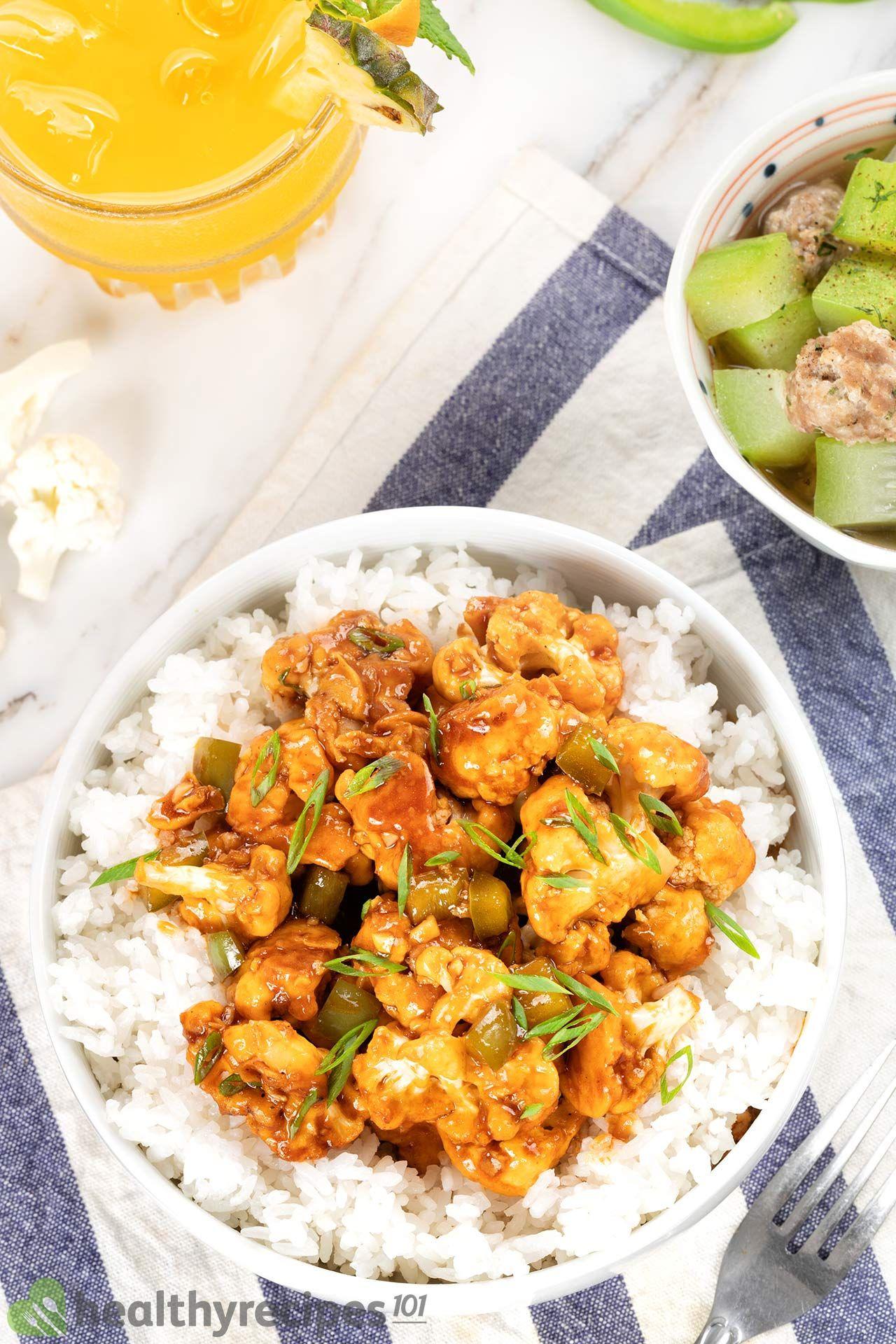 what to serve with cauliflower manchurian