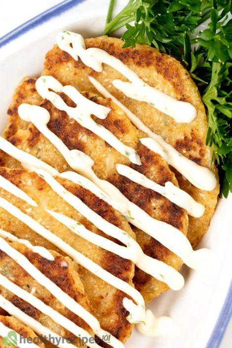 Cauliflower Hash Browns Recipe