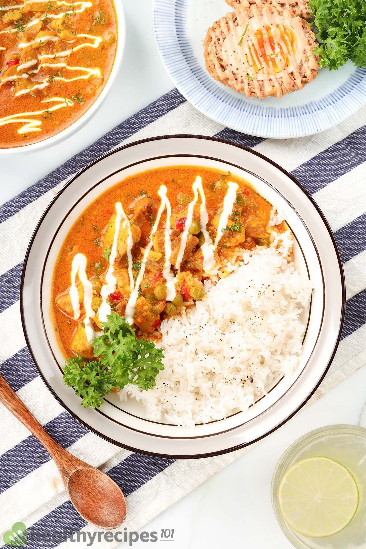 Homemade Instant Pot Chicken Tikka Masala Recipe