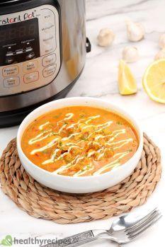 Instant Pot Chicken Tikka Masala Recipe