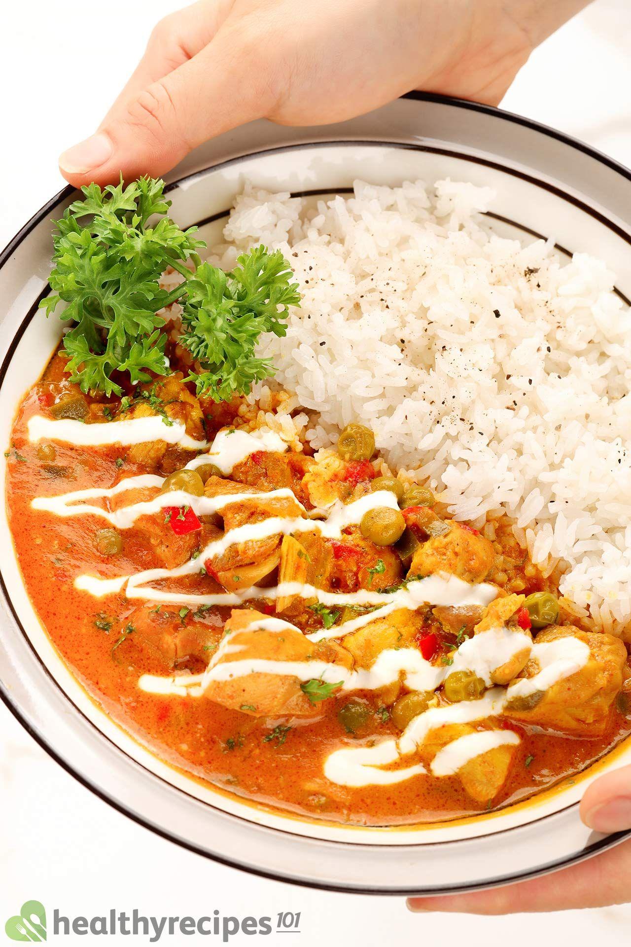Is Instant Pot Chicken Tikka Masala Healthy