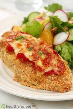 Air Fryer Chicken Parmesan Recipe