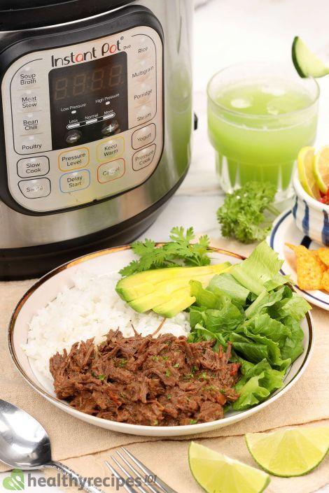 Instant Pot Shredded Beef Recipe