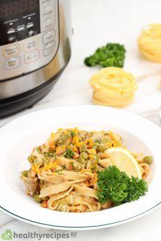 Instant Pot Tuna Casserole Recipe