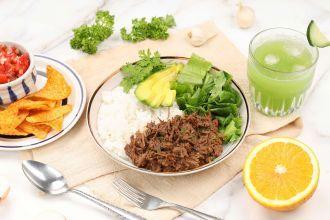 Step 8: Serve over steamed rice.